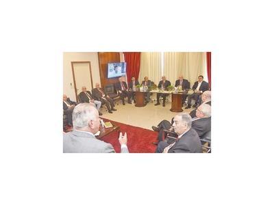 Objetivo es  consensuar para  recuperar 30 municipios