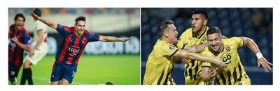 Cerro Porteño y Guaraní buscan sellar hoy su clasificación a la siguiente fase de la Copa