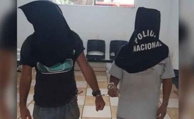 Extranjeros que intentaron hurtar alumbrado público son procesados