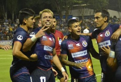 Sol vence al Goiás en la Sudamericana