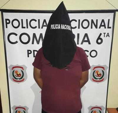 Atrapan a presunto microtraficante e incautan cocaína en Presidente Franco