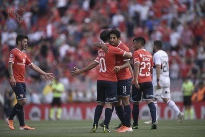 ¿Cecilio Dominguez continúa en Independiente?