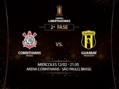 Guaraní busca otro golpe ante el Corinthians