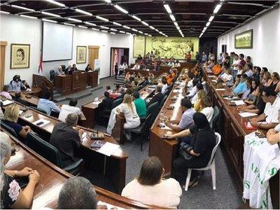 Frente Guasu se pronuncia contra la privatización de servicios en IPS