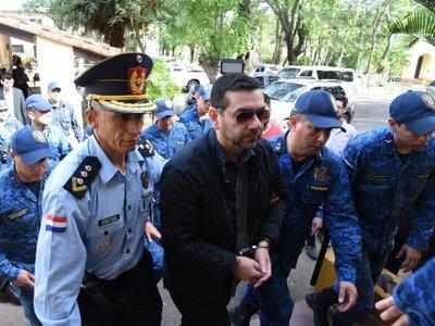 Confirman condena a Alcides Oviedo por secuestro de Arlan Fick