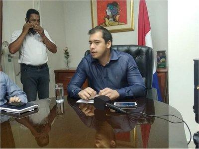 Prieto niega repartija de cargos en la Comuna de Ciudad del Este