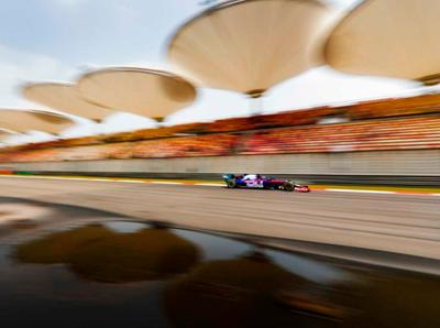 La FIA pospone el GP de China por causa del coronavirus