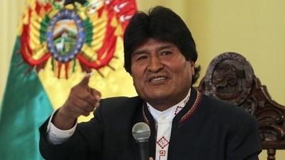 Opositores rechazan candidatura de Evo Morales al Senado en Bolivia