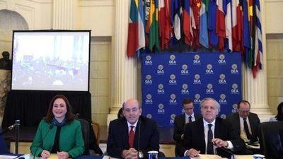 Elecciones en la OEA: los rivales de Luis Almagro presentan sus propuestas