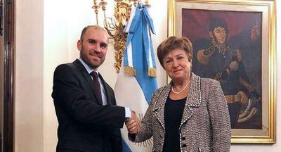 Misión del FMI llega a Buenos Aires ante intención del Gobierno de renegociar el préstamo
