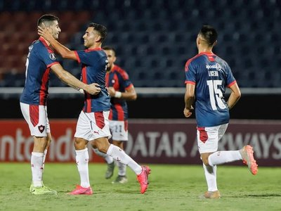 El golazo de la clasificación de Cerro Porteño