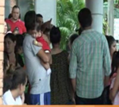 Sin luz desde hace 6 horas en Hospital Materno Infantil de Calle'i
