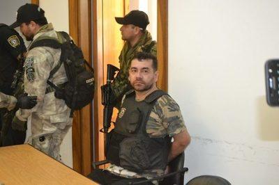 Confirman condena para líder del EPP