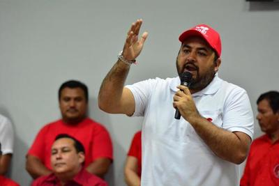 Aspirante colorado critica uso de estructura de Gobernación para campaña política