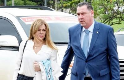 Defensa de Javier Zacarías Irún y su esposa pide suspender audiencia preliminar