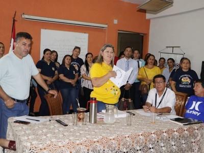 Docentes de Cordillera defienden el proyecto 'MaPara'