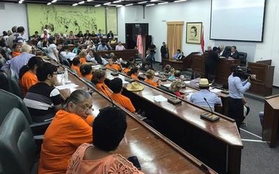 Senador rechaza proyecto de tercerizacion de servicios de imágenes en IPS