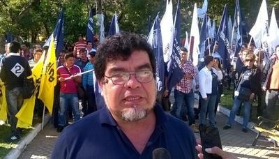 Gabriel Espínola criticó a Petta y puso en duda cumplimiento del calendario