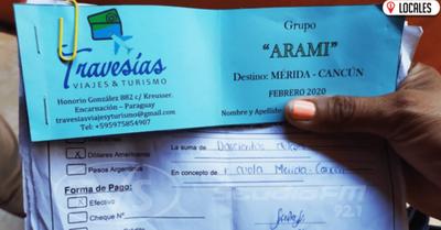Escuela de danzas denunció a empresa de viajes por supuesta estafa