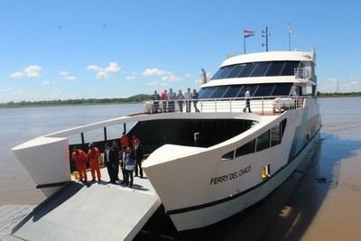 Este sábado 15 de febrero concluye primer ciclo del Ferry del Chaco