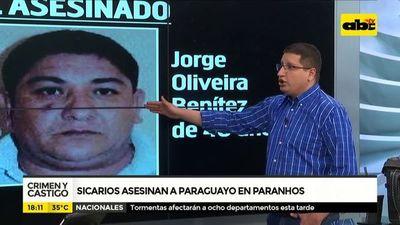 Sicarios matan a paraguayo en Paranhos