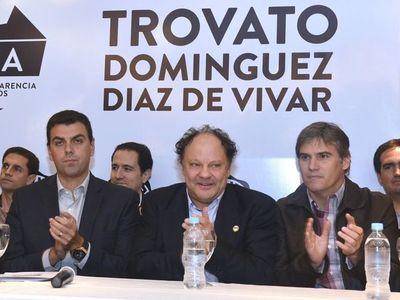 """Díaz de Vivar: """"No voy a renunciar a mi calidad de socio de Olimpia"""""""