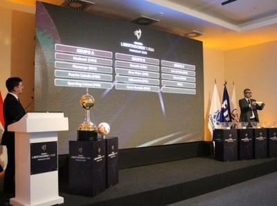 La CONMEBOL Libertadores Sub 20 y sus grupos