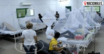 1.400 funcionarios de Salud presentaron reposo por dengue
