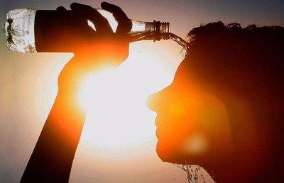 Anuncian temperaturas muy calurosas en todo el país