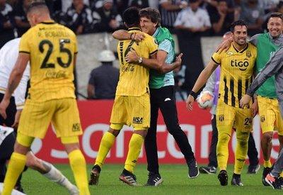 ¡Lo volvió a hacer! Guaraní eliminó al Corinthians