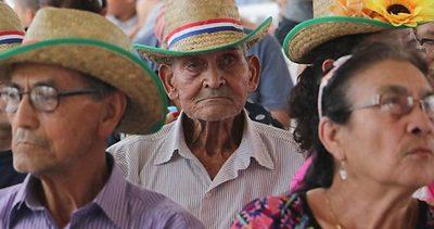 2.324 nuevos beneficiarios de la pensión de adultos mayores en enero