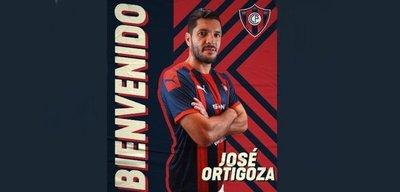 Cerro confirma el retorno de Ortigoza