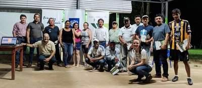 Restaurarán bosques protectores de cauces hídricos en Tavaí