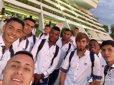 El último campeón abre la Copa Libertadores Sub-20