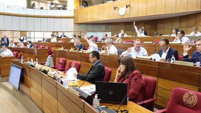 Senado aprueba por el proyecto de Ley de Financiamiento Político