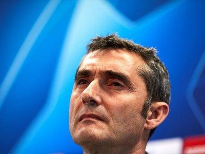 """Valverde: """"Entrenar al Barça fue una suerte increíble"""""""