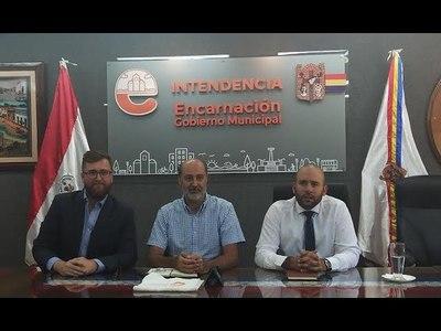 ENCARNACIÓN SE PREPARA PARA LA XXV CUMBRE DE MERCOCIUDADES