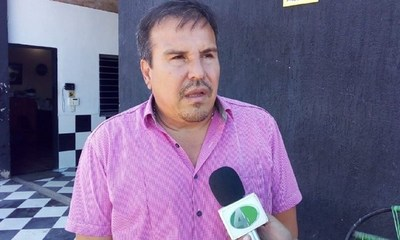 """Precandidato municipal Daniel Fleitas: """"Oviedo debe volver a ser la capital del trabajo"""""""