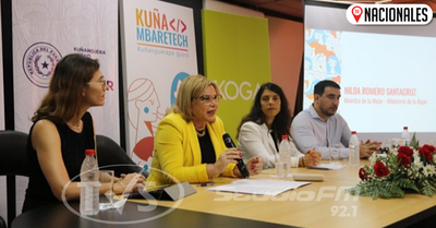 Lanzan concurso que busca soluciones digitales a mujeres en situación de vulnerabilidad