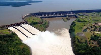 Itaipu superará esta semana récord de energía acumulada