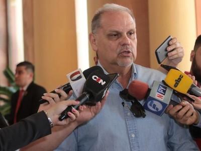 Joaquín Roa podría ser candidato de consenso de Colorado Añetete para la intendencia de Asunción