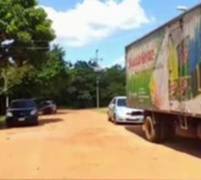 Coronel Oviedo: Exempleado atraca a camión transportador de productos
