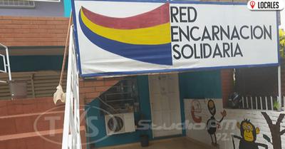 Encarnación cuenta con una Red Solidaria para lo más vulnerables