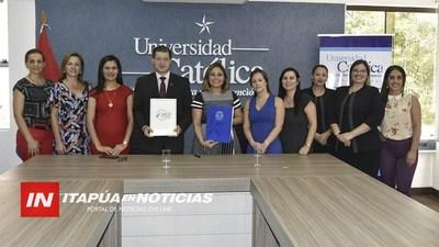 UCI RENOVÓ IMPORTANTE CONVENIO CON EL MINISTERIO DE LA DEFENSA PÚBLICA.