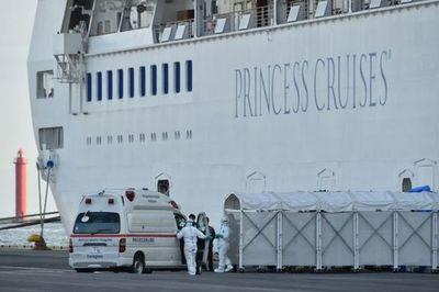 Un pasajero argentino del crucero en Japón da positivo al nuevo coronavirus