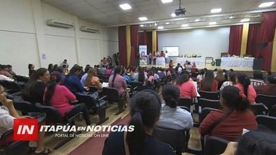 CAPACITAN A COCINERAS DEL PROGRAMA ALMUERZO ESCOLAR