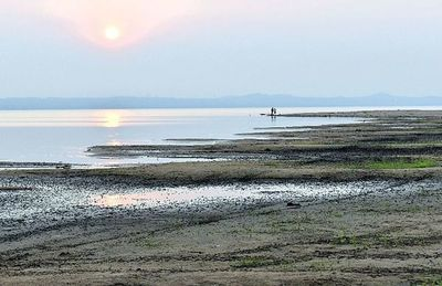 """""""Se va a respetar el caudal ecológico del lago Ypacaraí y del río Salado"""", afirmaron"""