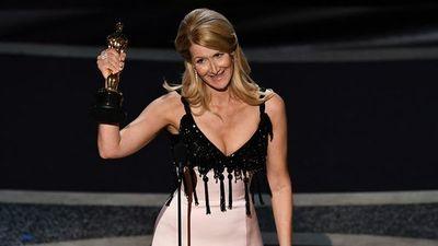 """Laura Dern de """"Historia de un matrimonio"""" es la actriz de reparto de los Oscar"""
