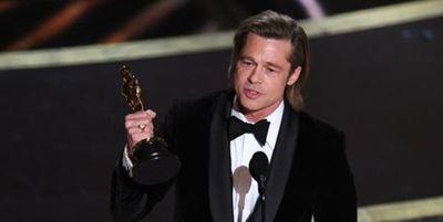 """Brad es oficialmente un """"winning academy award"""""""