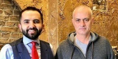 A Mourinho no le gustó su peinado y se rapó